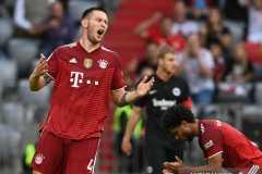 Frankfurt kalahkan Bayern di Bundesliga 2-1